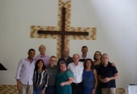 Encontro da União Paroquial Norte/Nordeste do Sínodo Espírito Santo a Belém
