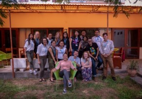 Rede de Jovens América Latina e Caribe discute fortalecimento mútuo na Conferência de Lideranças 2019