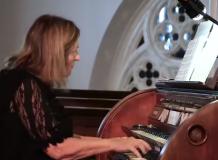 Apresentação da Organista Anne Schneider