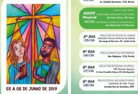 Semana de Oração pela Unidade Cristã (SOUC) - 2019 - Curitiba/PR