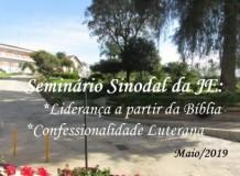 Seminário Sinodal de Formação de Lideranças Jovens