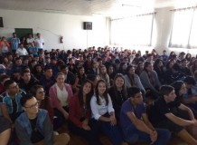 Trilha 8 em Escola Estadual em São Luiz Gonzaga/RS