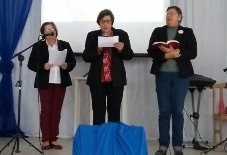 Seminário e Assembleia da OASE Sinodal do Sínodo Centro-Sul Catarinense