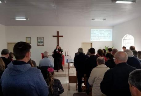 45 Anos da  Comunidade Evangélica Cristo Salvador de Jaguarão/RS
