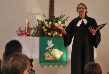 Culto de Instalação da Pa. Iraíldes Ferreira Santoro