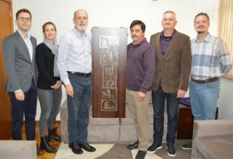 IECLB recebe representação das Sete Obras de Misericórdia