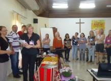 Mensagem a VII Assembleia Geral da Assoc. dos Grupos de OASE do Sínodo Mato Grosso