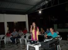 Noite de Intercâmbio na Comunidade Evangélica de Confissão Luterana em Boa Vista - RR