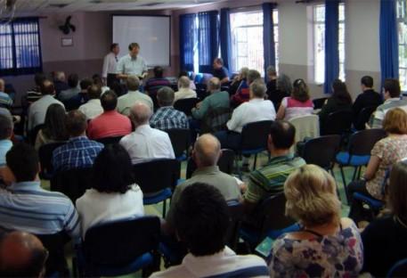 Presbíteros e Presbíteras do Núcleo Campinas, Sínodo Sudeste - IECLB