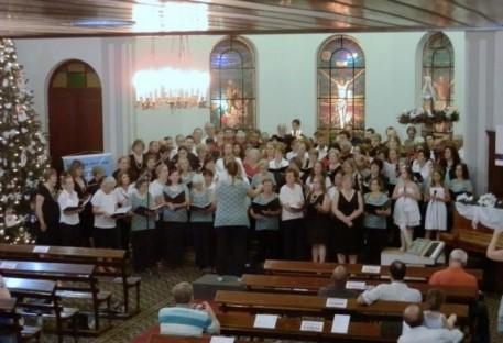 União Paroquial Campinas promove o XXX Encontro de Corais