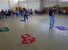 Seminário traz técnicas de encenação de histórias e musicais