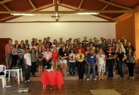 Retiro de Casais da UP Grande Vitória