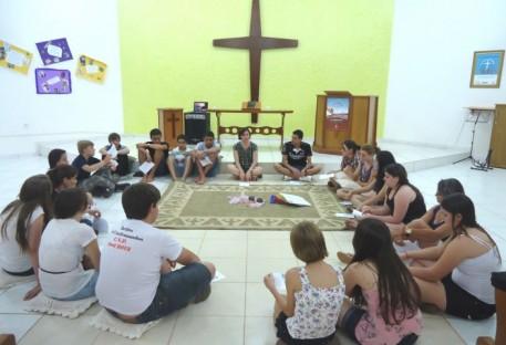 Retiro de Jovens em Campo Novo do Parecis/MT acontece sob o tema Justiça de Gênero
