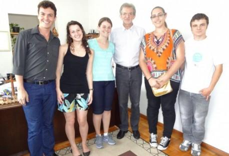 Intercâmbio de jovens da IECLB com a Igreja da Suécia