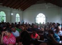 Comunidades celebram a ressurreição de Cristo na Paróquia Caminho da Fé