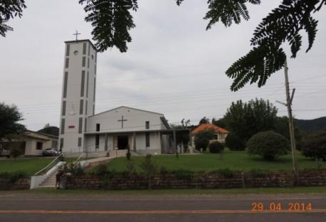 Comunidade Evangélica de Vila  Ferraz - Vera Cruz/RS – 1864-2014 – 150 anos