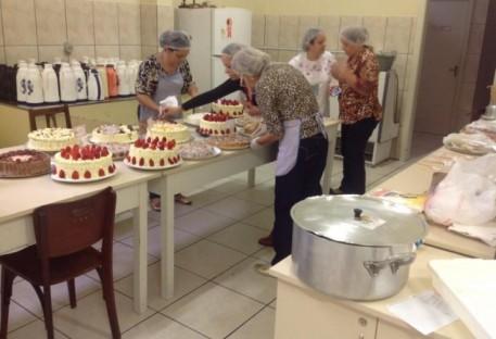 Mulheres de Brusque realizam café beneficente para o Recanto do Sossego