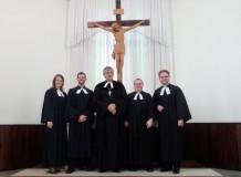 Instalação do P. Dr. Vítor Hugo Schell na Faculdade Luterana de Teologia - FLT