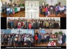 Maripá celebra 190 anos de presença luterana no Brasil