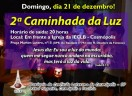 2ª Caminhada da Luz em Cosmópolis - SP