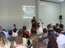 Aula Inaugural  - Faculdade Luterana de Teologia - FLT