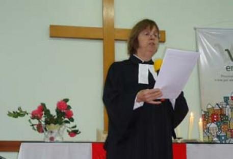 Campanha Vai e Vem foi lançada no Domingo de Pentecostes