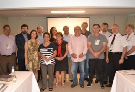 Diaconia elege novos conselheiros para o triênio 2016-2018