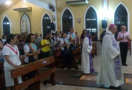 Paróquia de Belém do Pará participa da Campanha da Fraternidade