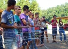 60 pessoas jovens discutem Justiça de Gênero em Jequitibá - Santa Maria de Jetibá/ES
