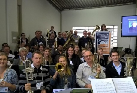 Encontro de Trombonistas Subnúcleo Santa Catarina-Paraná