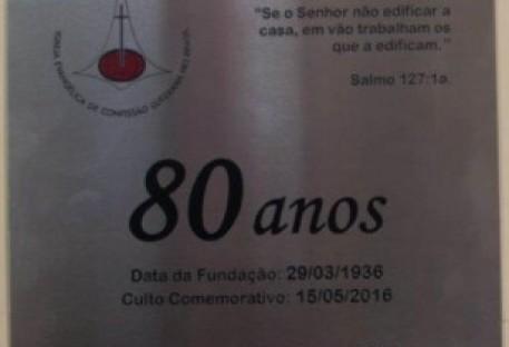 Breve Histórico da Comunidade Evangélica de Confissão Luterana em Rolândia/PR