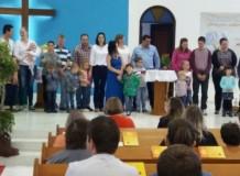 Pastoral do Batismo - Apóstolo Tiago - Jaraguá do Sul/SC