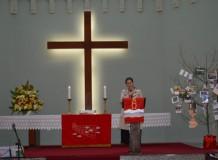 XXX Concílio da IECLB - Saudação da Pastora Dra. Friederike Deeg - Igreja Evangélica na Alemanha