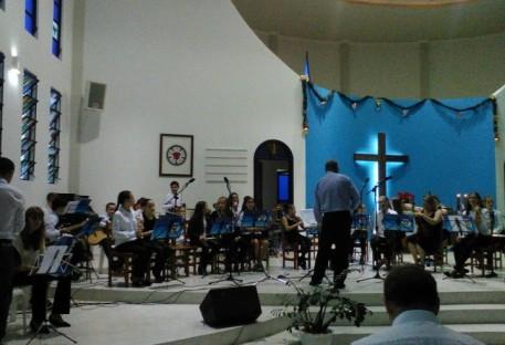 Primeiro Culto de Advento de 2016 - Apóstolo Tiago - Jaraguá do Sul/SC