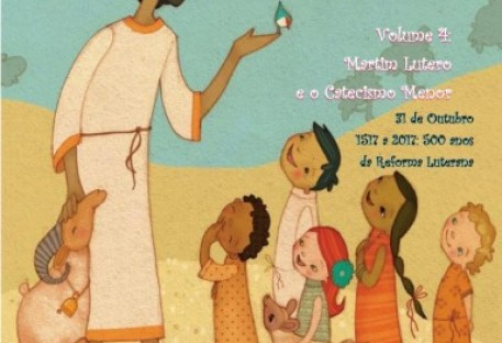 Caderno para o Culto Infantil 2017 - Catecismo Menor
