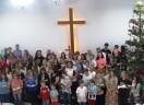 Cantata de Natal na Paróquia Aliança - Santa Maria de Jetibá/ES