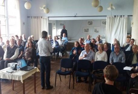 Palestra Vocação e Política em Lutero