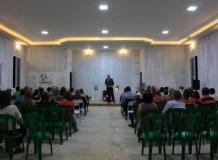 Dedicação do Templo da Comunidade de Sapezal/MT