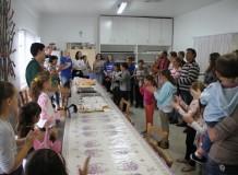 Dia da Família de Crianças no Culto Infantil