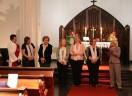 Sociedade Evangélica de Senhoras de Blumenau completa 110 anos com celebração especial