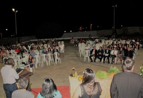 Diaconia celebra 50 anos no Oeste Potiguar com celebração religiosa em Umarizal