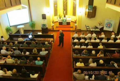 O que significam os 500 anos da Reforma Luterana para nós católicos - Palestra de Dom Zeno Hastenteufel em Taquara/RS