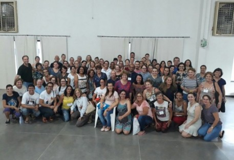 Módulo de curso de Capelania Hospitalar realizado em parceria com Sedac - Seminário Católico