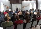 União de Paróquias em Blumenau Discute Sustentabilidade das Comunidades em Retiro de Liderança