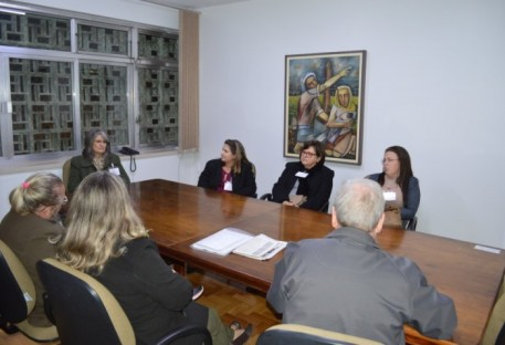 Reunião do Conselho da Igreja - Investidura - julho/2018