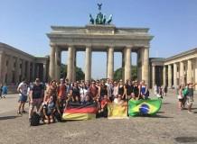 Intercâmbio de Jovens do Sínodo Paranapanema com o Decanato de Ingolstadt - Alemanha