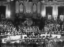 70 Anos do Conselho Mundial de Igrejas (CMI)