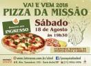 Pizza da Missão - Paróquia do ABCD/SP