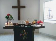 Culto de Ação de Graças na Comunidade de Palmas/TO