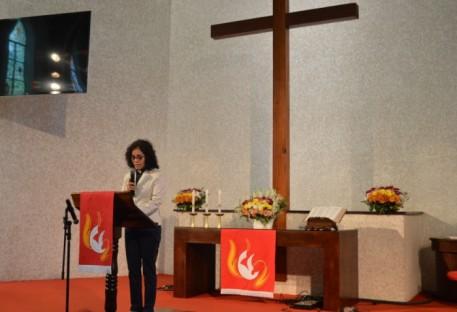 Mateus 5.3-12 - Prédica da Pastora Dra. Patricia Cuyatti - Culto Ecumênico - XXXI Concílio da Igreja